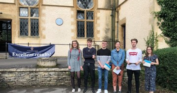 A Level Results 2019