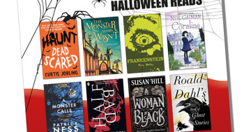 Scary half term halloween reads