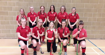 West Oxfordshire hockey tournament