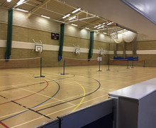 HOME FACILITY HIRE Sports Hall 2
