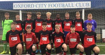 Year 11 Boys County Cup Final WINNERS...