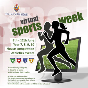 Sports week poster