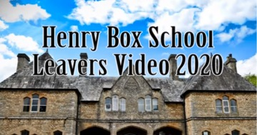 Year 11 Leavers' video 2020