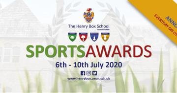The Henry Box School Sports Awards 2020
