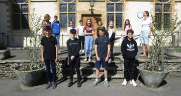 Year 9 students complete The Scholars Programme