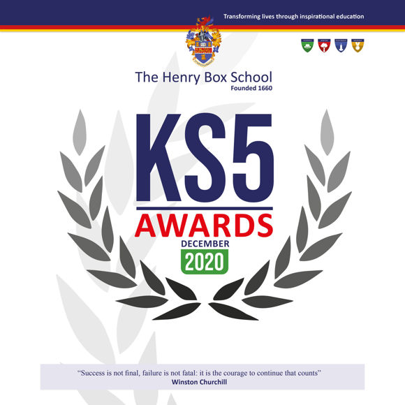 KS5 presentation event social media