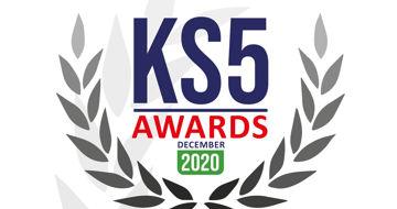 KS5 award winners 2020