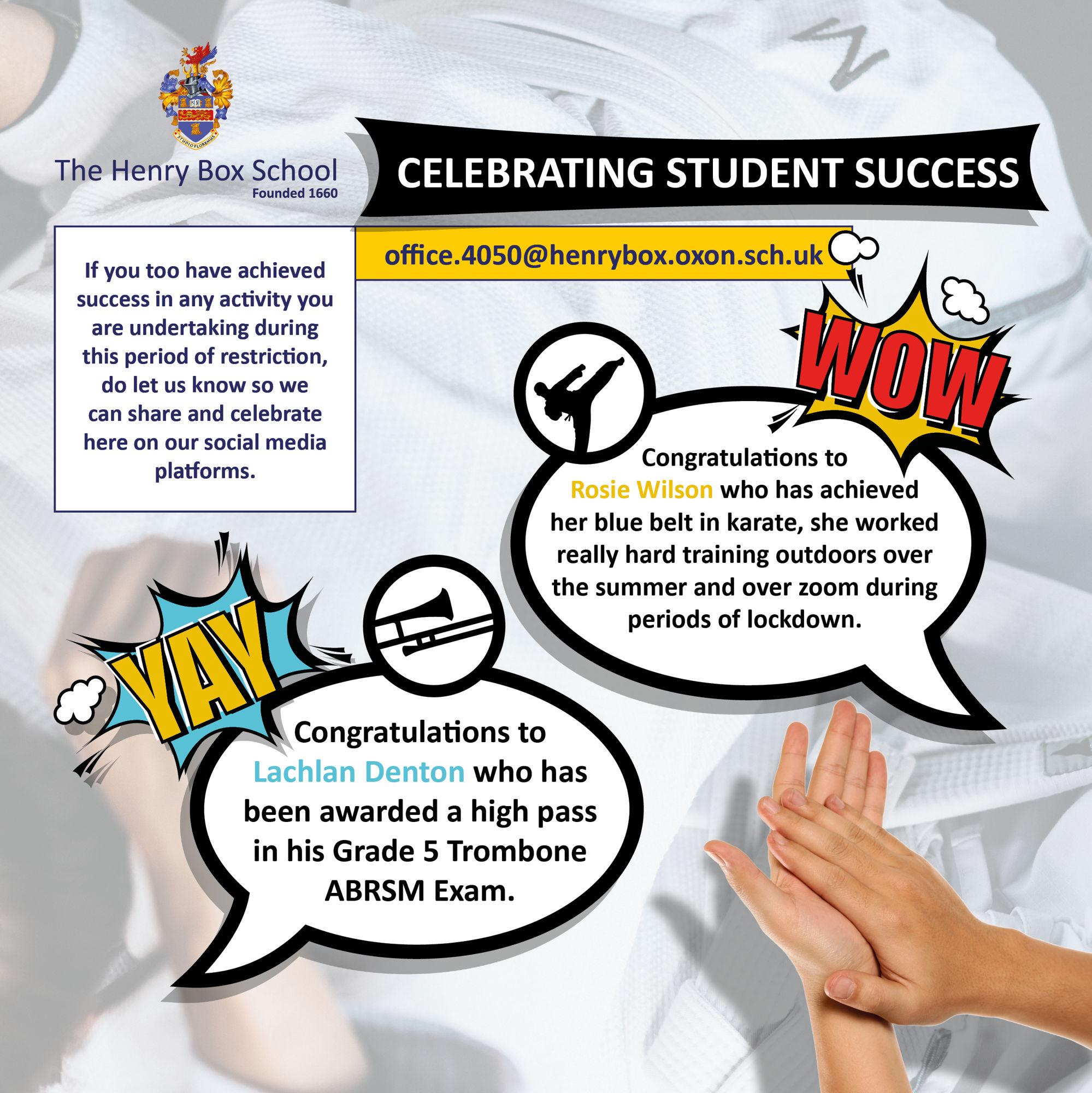 HBS student success 2
