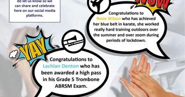 Celebrating student success