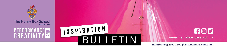 P&C inspiration bulletin 0121 header