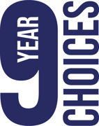 Year 9 choices logo