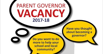 PARENT GOVERNOR VACANCY