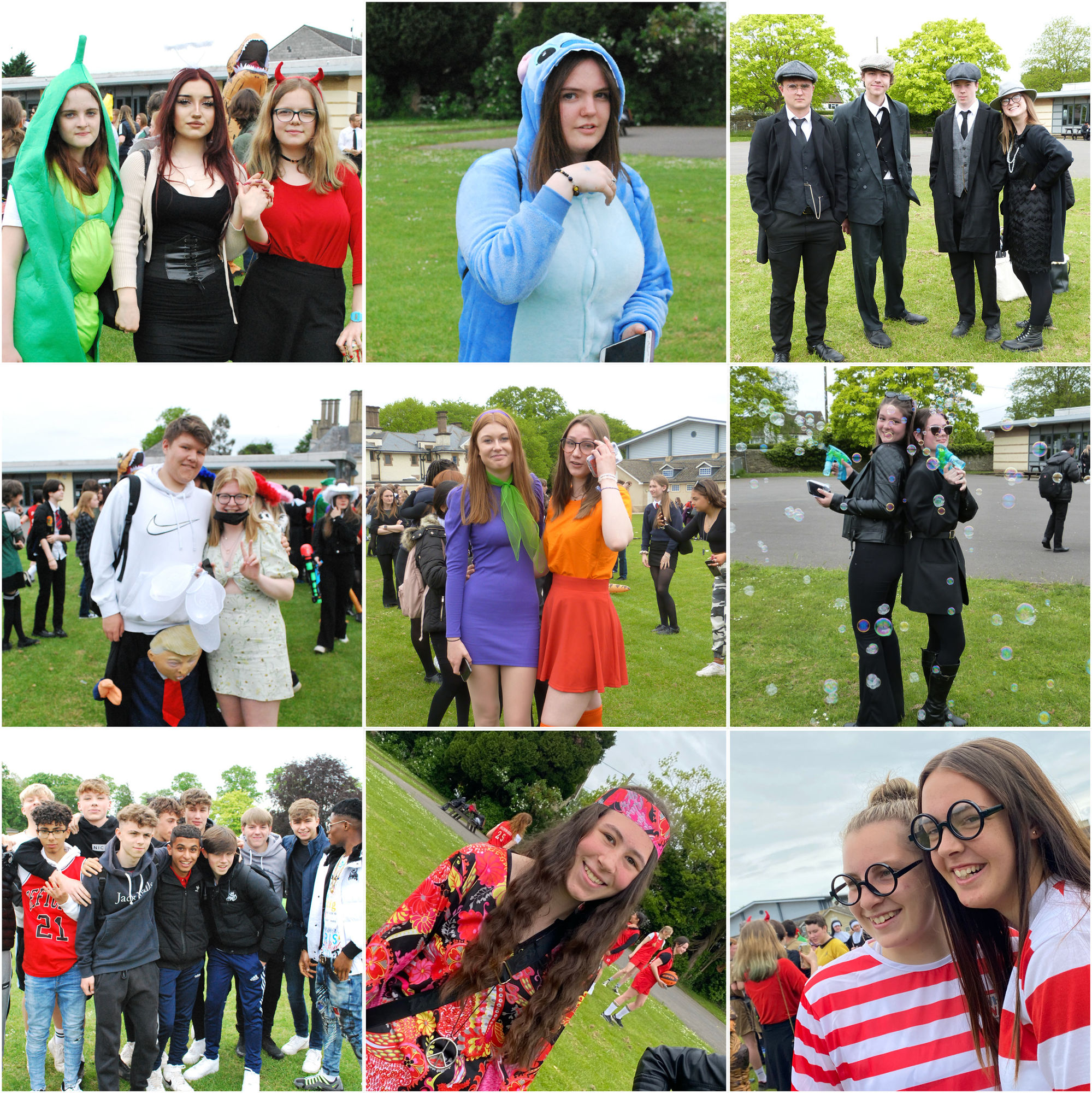 Year 11 Leavers' Day 2021