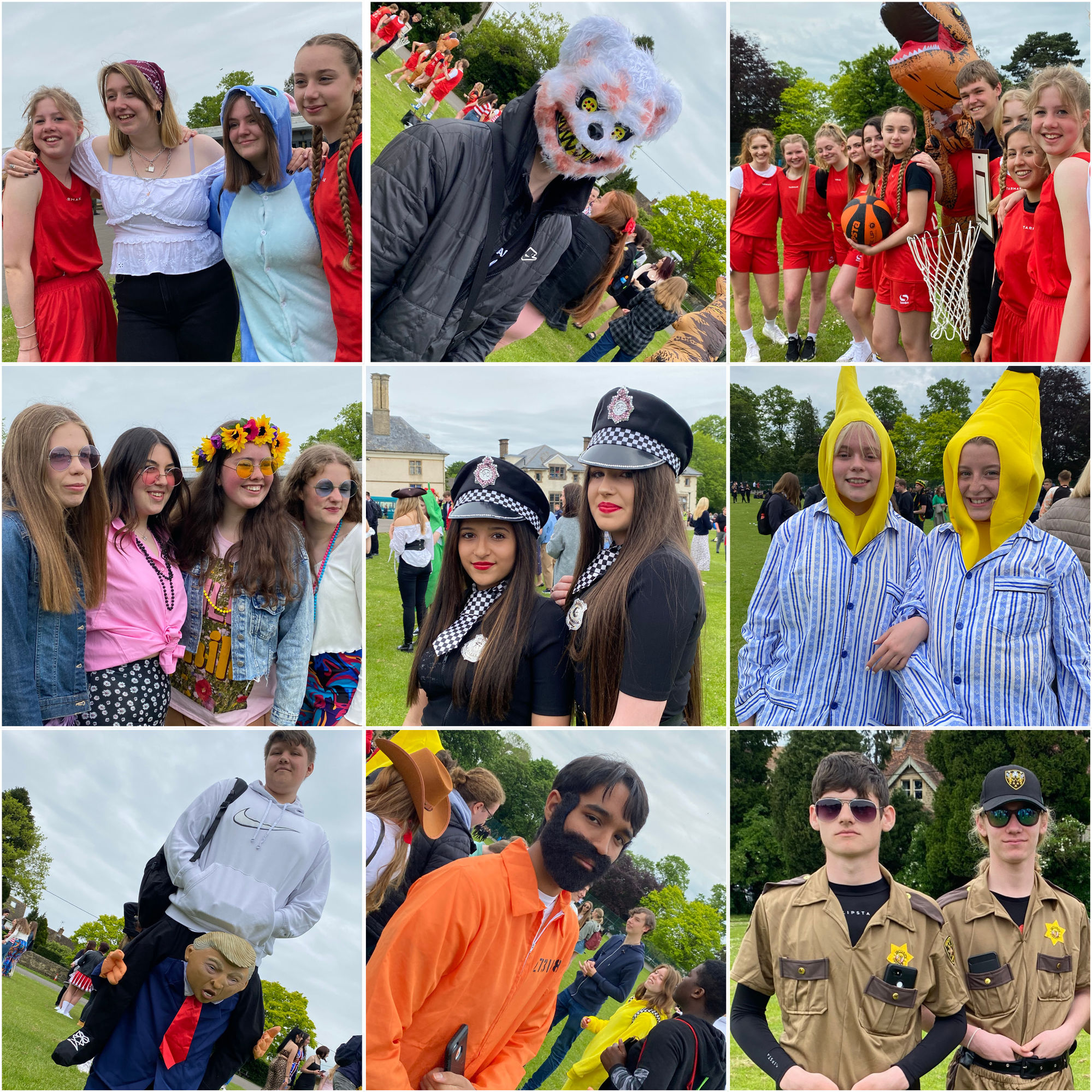 Year 11 Leavers' Day 20212