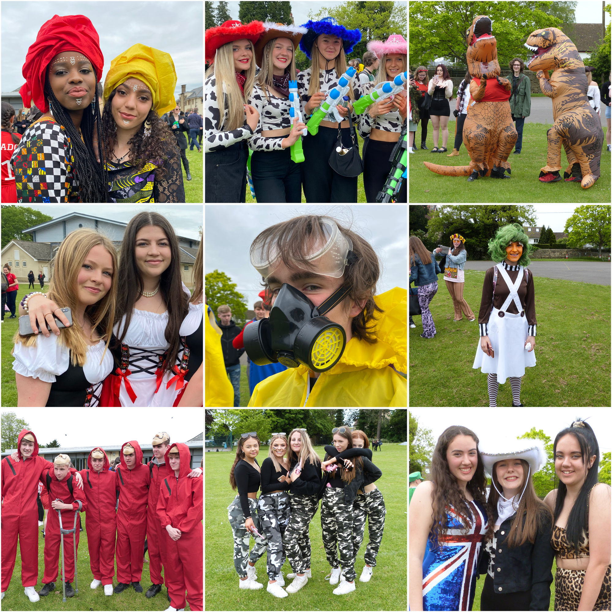 Year 11 Leavers' Day 20213