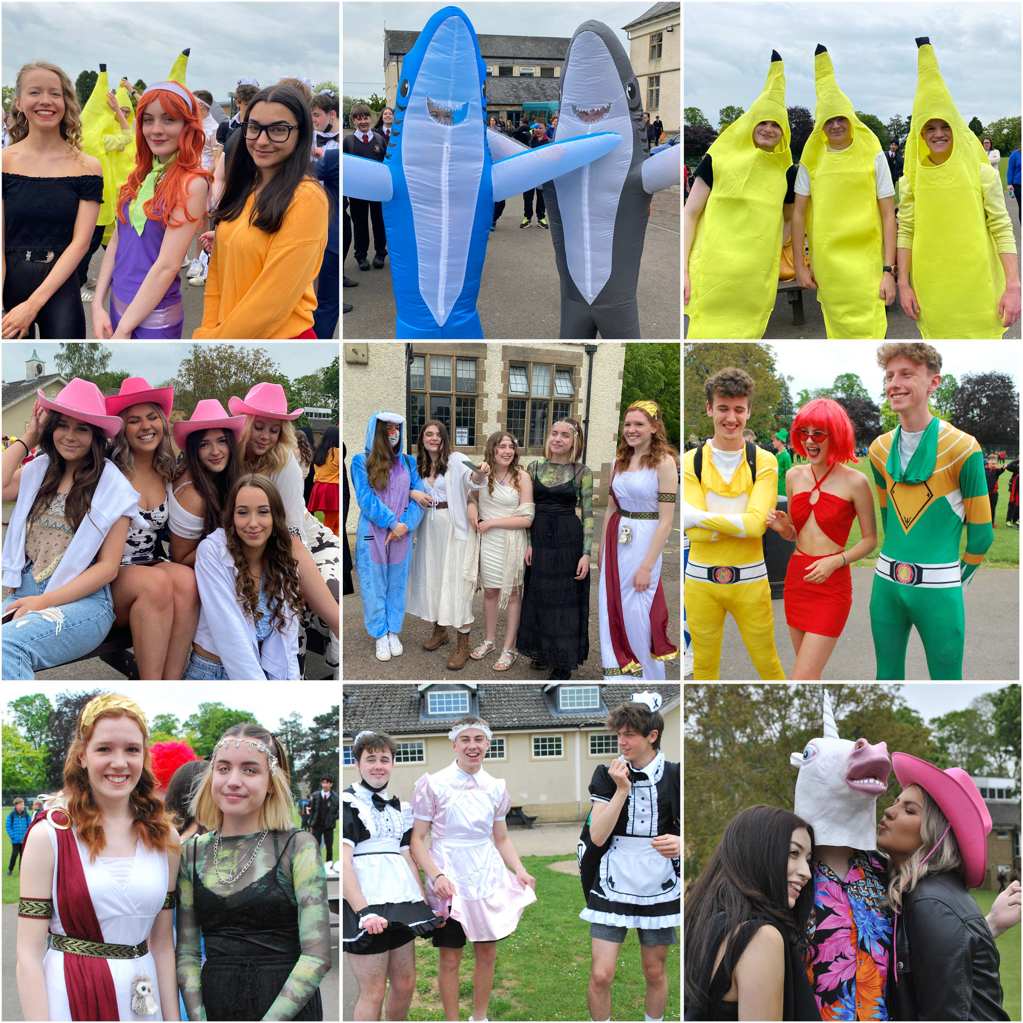 Year 13 Leavers' Day 20212