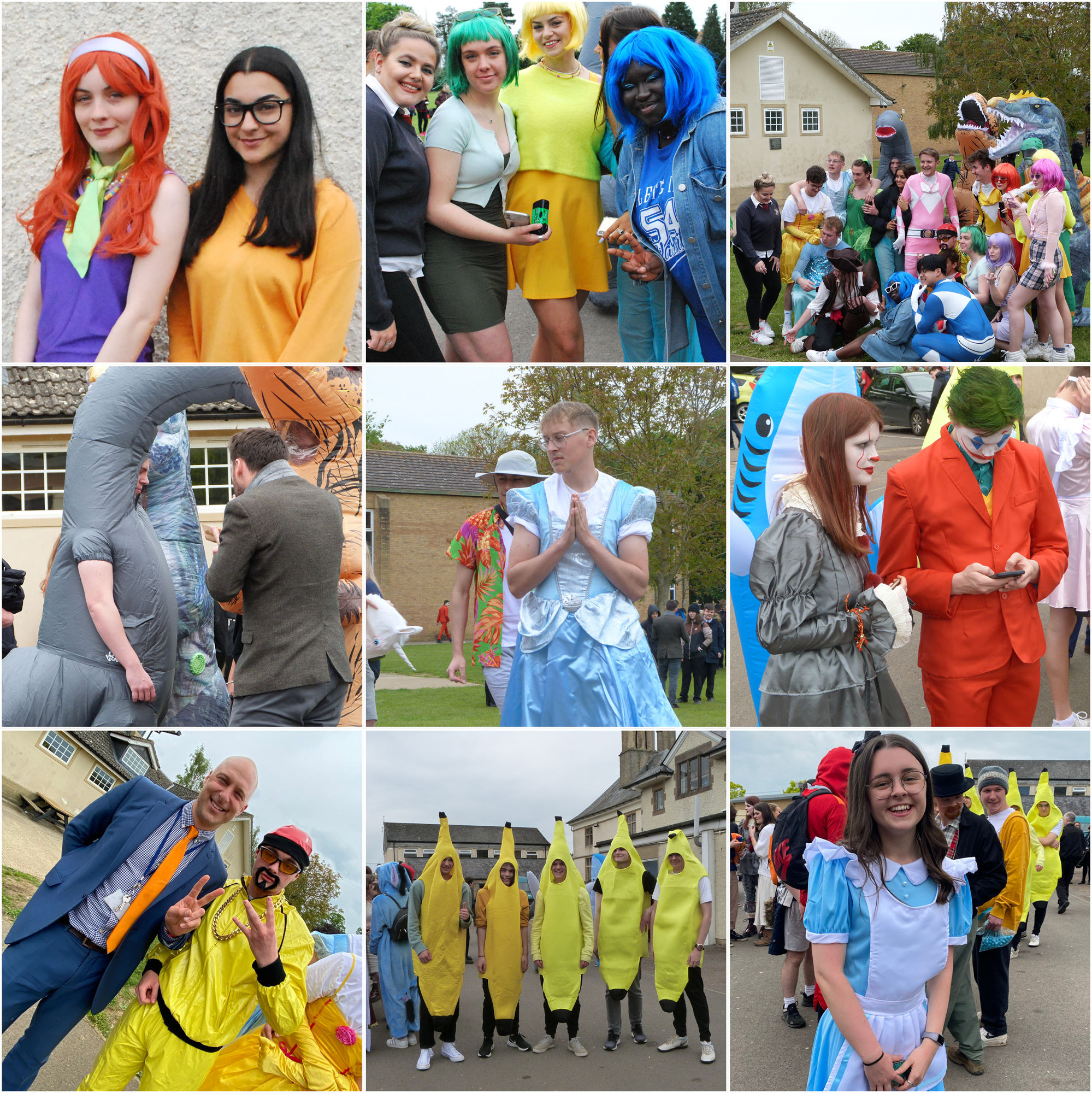 Year 13 Leavers' Day 20213