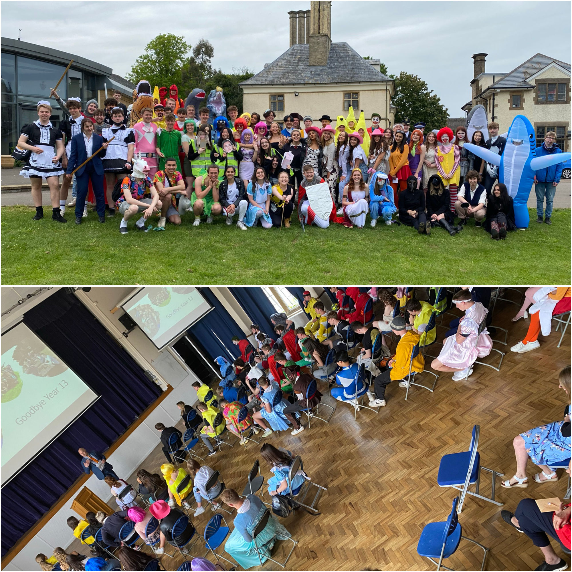 Year 13 Leavers' Day 20214