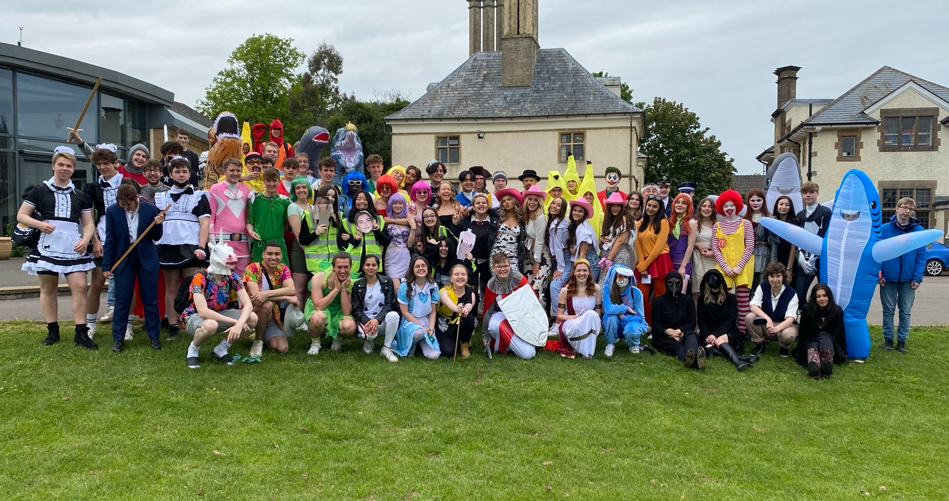 Year 13 Leavers' Day