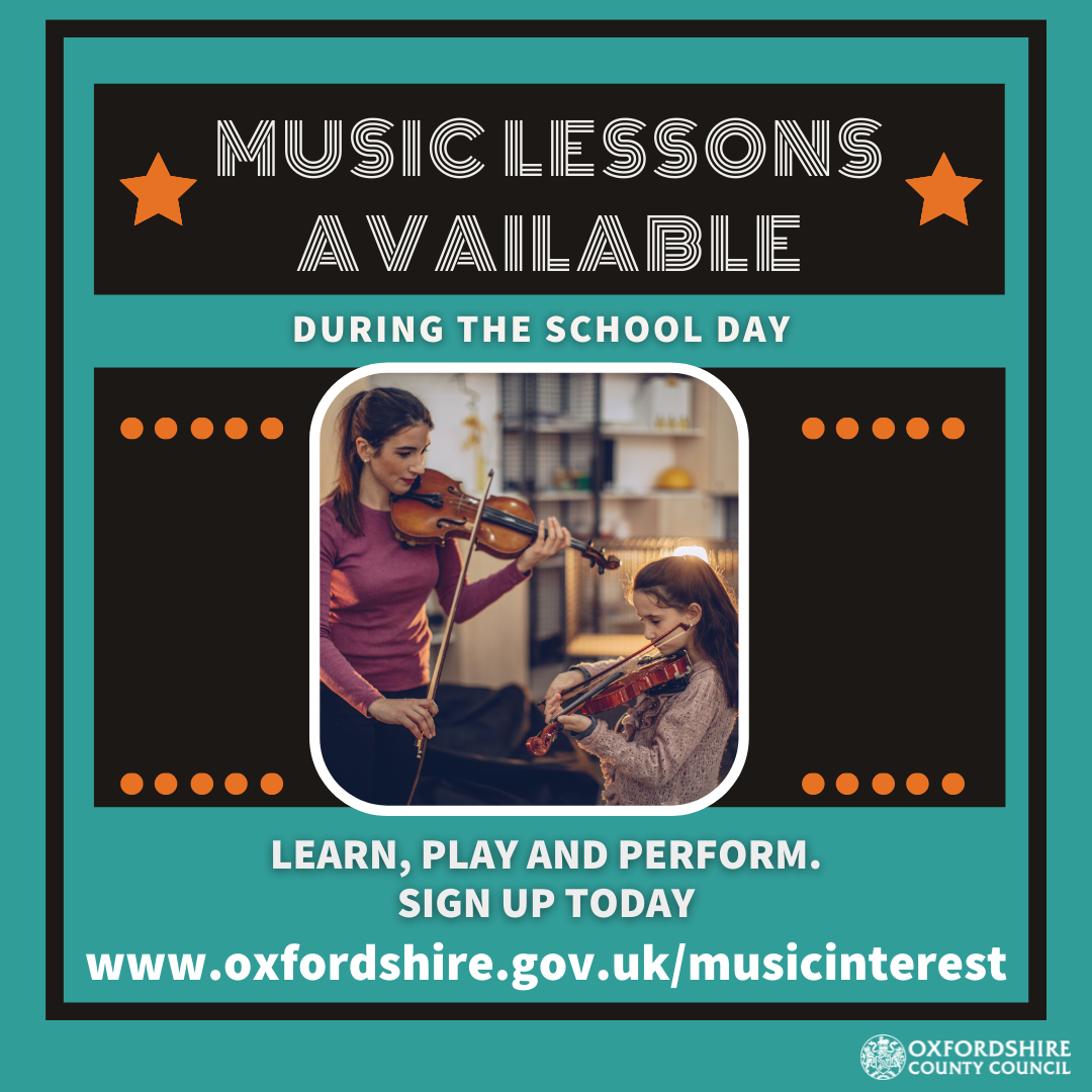 Music lessons available violin teacher