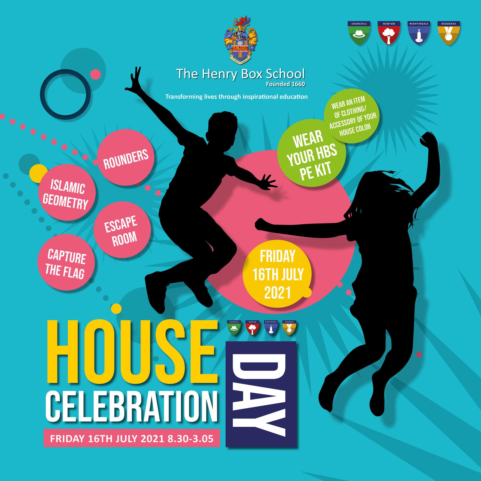 House celebration day 2021