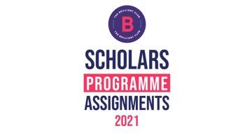The Scholars Programme: 2021