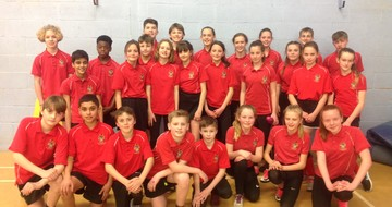 West Oxfordshire Sportshall Athletics Championship