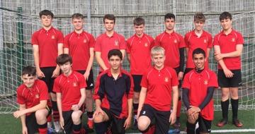 Under 16 Boys County Cup Football