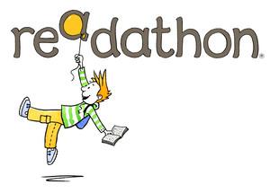 Readathon logo