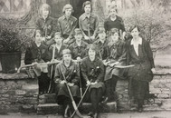 Hockey team c1925