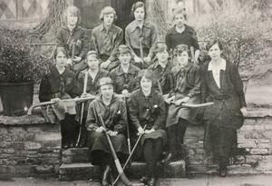 Hockey team c1925