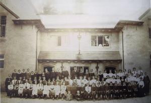 New building 1909