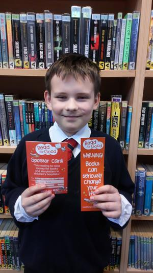 Year 7 Read for Good 0318