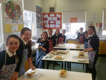 The Henry Box Bake Off (technical) 2017-18