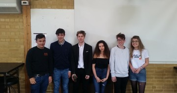 Sixth Form mock elections
