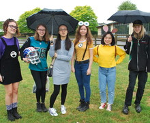 Year 13 Leavers Day 7