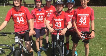Year 9 West Oxon School Games Mountain Biking Competition