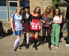Year 11 leavers day 2018 43