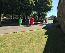 Year 11 leavers day 2018 45