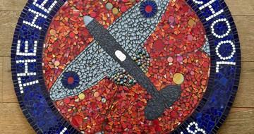 Commemorative mosaic