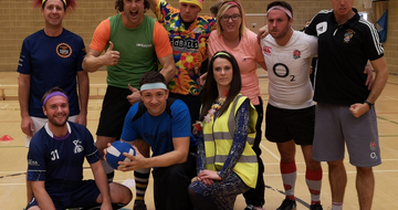 Annual Sixth Form Dodgeball Competition