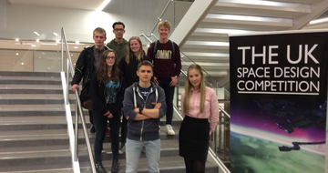 UK Space Design Competition Central England Heat