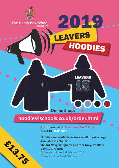 Year 11 Leavers Hoodie poster 1118