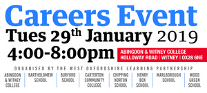 Careers event 290119