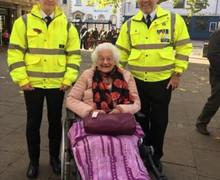 Thames valley police cadet