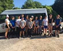 DofE silver exbedition 0718