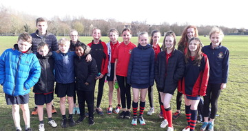 West Oxfordshire Cross Country Success