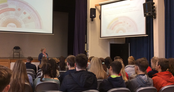 Talk from OxLEP about the apprenticeship pathway