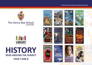 History reading list 0319